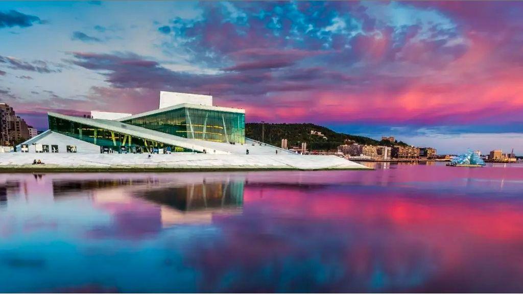 Oslo: referente europeo en arquitectura
