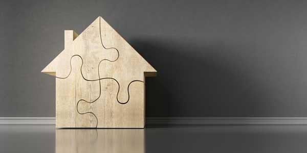 Las ventajas de las casas puzle
