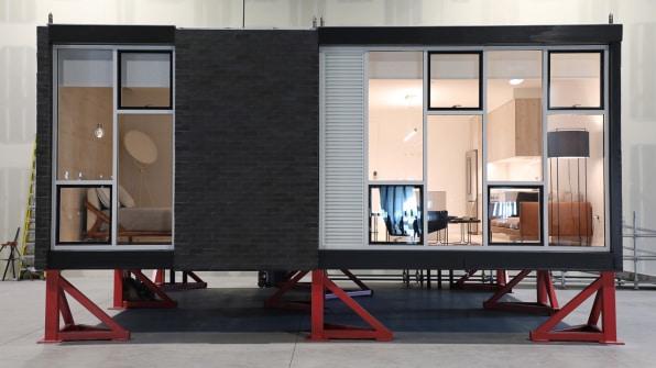 Un ambicioso plan para cambiar la forma en que construimos viviendas