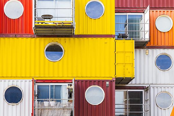 Tipos de construcción modular
